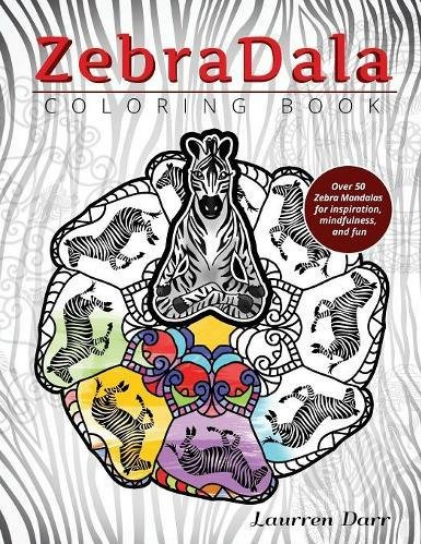 ZebraDala Coloring Book